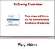 Video on our indexing system